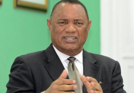 Prime Minister of The Commonwealth of The Bahamas, Rt. Hon. Perry G. Chrisitie