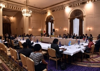 5th Japan-CARICOM Ministerial level Meeting
