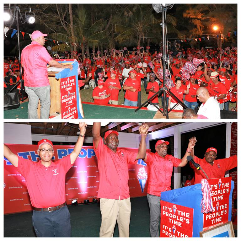FNM Rally in Spanish Wells