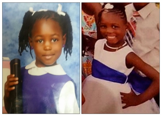 """7 – year old ELNORA LEZETTE BULLARD of Family Street, New Providence, who was reported missing shortly before 7:00pm on Friday 2nd June 2017, by family members following a beach picnic at the eastern end of Arawak Cay. Young Elnora is described as a dark brown girl, slim build, about 3' 7"""" to 4 foot in height with a noticeable scar on her left cheek. She was last seeing wearing a beige bathing suit."""