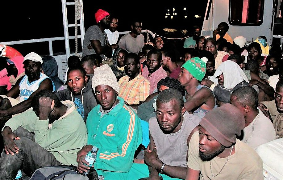 Migrant Arrest2
