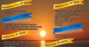 Central Eleuthera Independence Celebrations Schedule