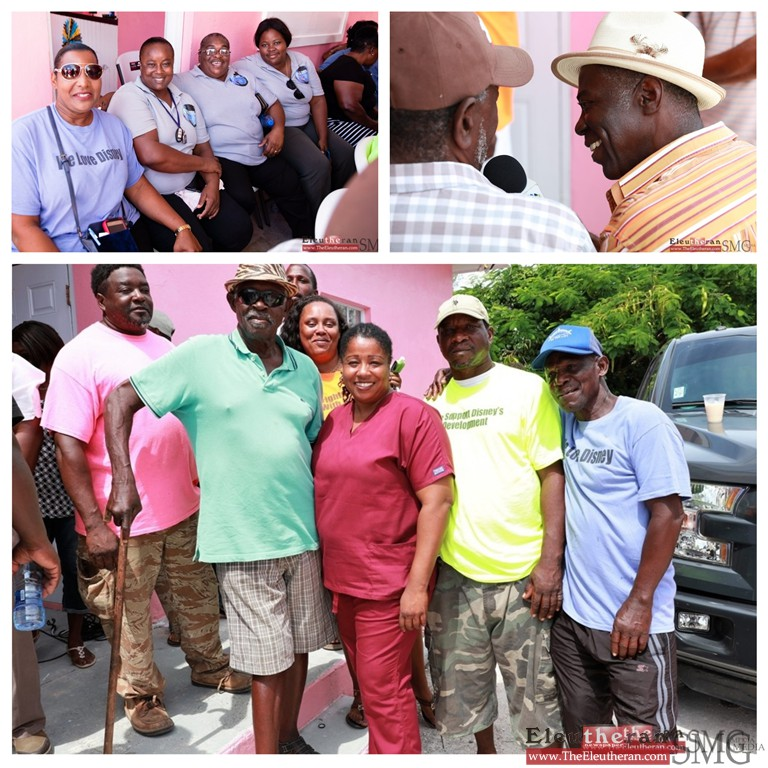 Locals of South Eleuthera out in show of support for the Development