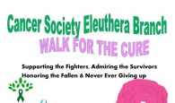 Cancer Walk Photo -Feature clip