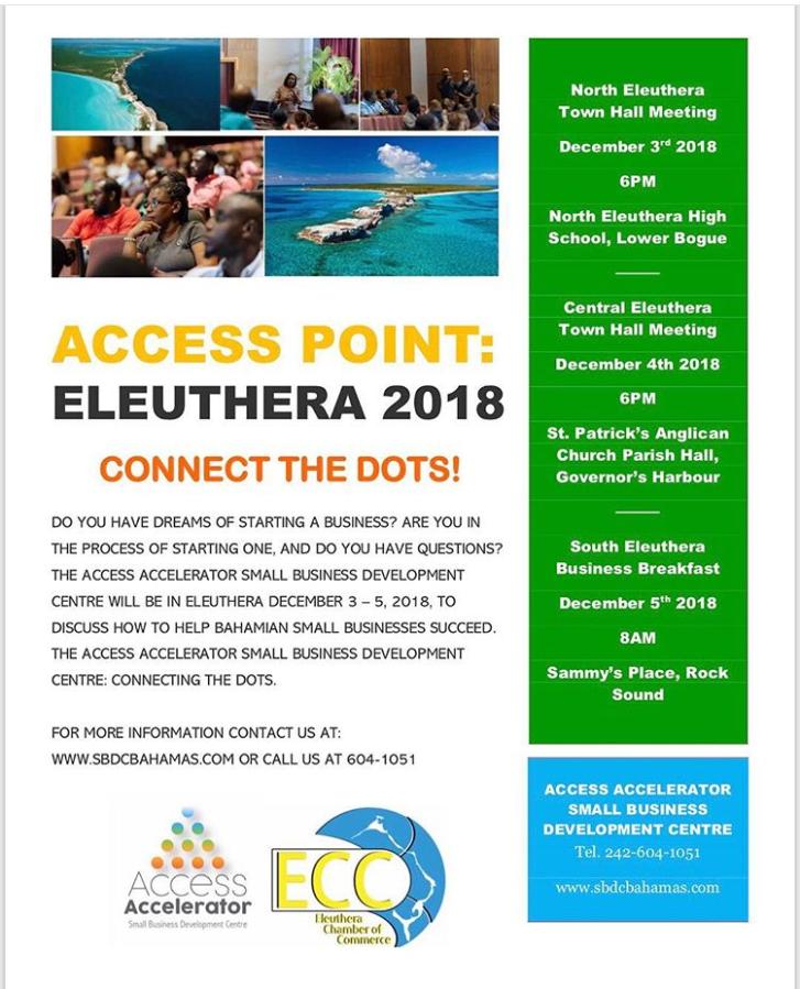 SBDC in Eleuthera