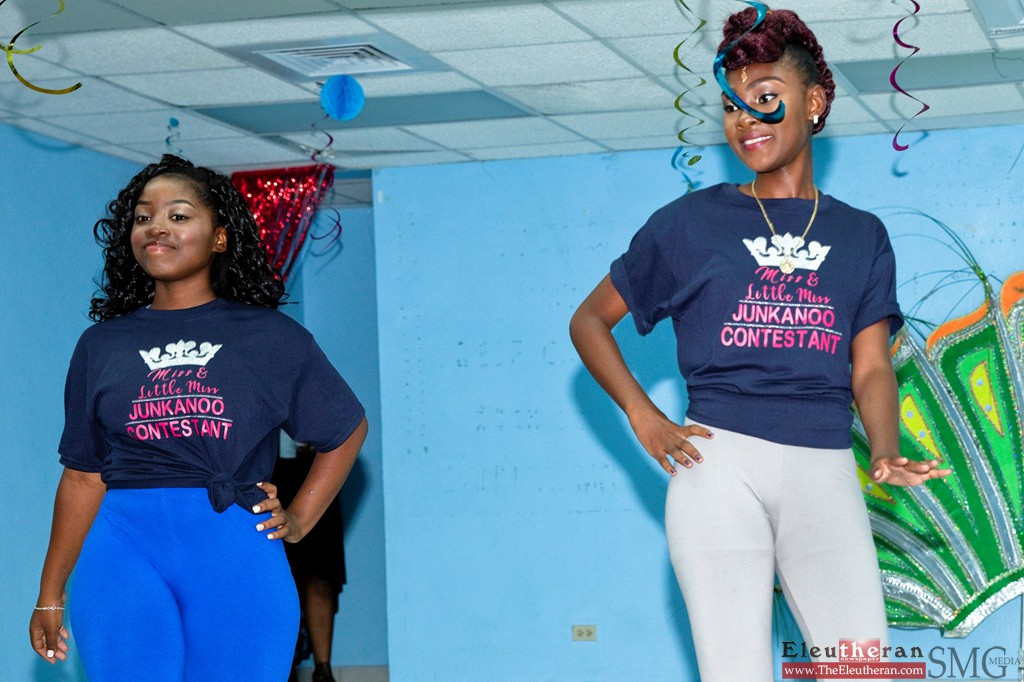Miss  Junkanoo 2018  Contestants