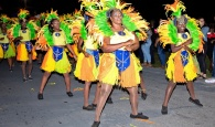 Check this out: Energy Filled Eleuthera Junkanoo Rushers in Hatchet Bay, Christmas 2018