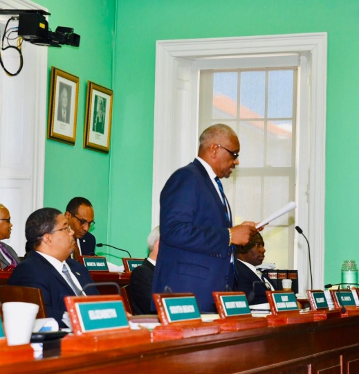 PM Minnis addresses House of Assembly January 30, 2019