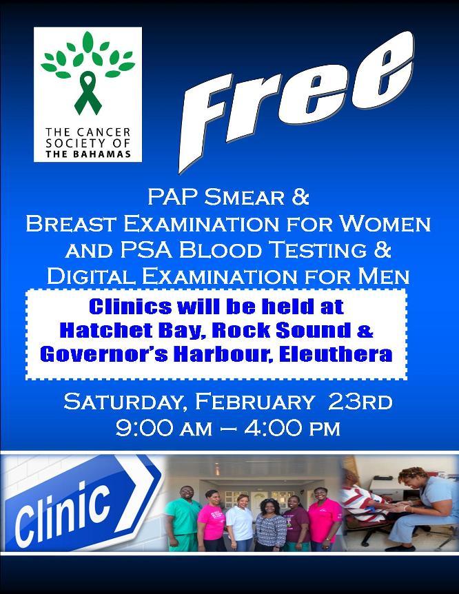 Free Clinics Ad
