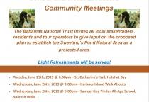 BNT Eleuthera Meetings 2019