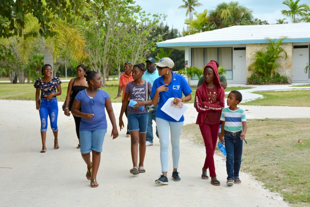 Historic Mother Bethel Church Group Tours CTI with Tempess Johnson