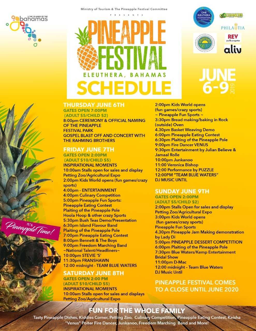 Pineapple Festival Event Schedule - final(9)