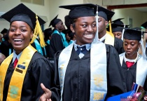 2019 Bahamas National High School Diploma Graduates Celebrate Success.