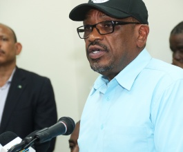 Prime Minister Minnis - National Briefing - Hurricane Dorian - September 4 2019 at NEMA