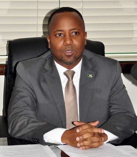Minister J. Kwasi Thompson - File Photo