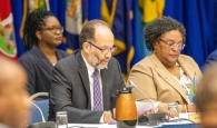 Caricom SG at Heads Meeting Feb18-19
