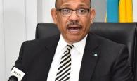 Minister of Health, Dr. Duane Sands.