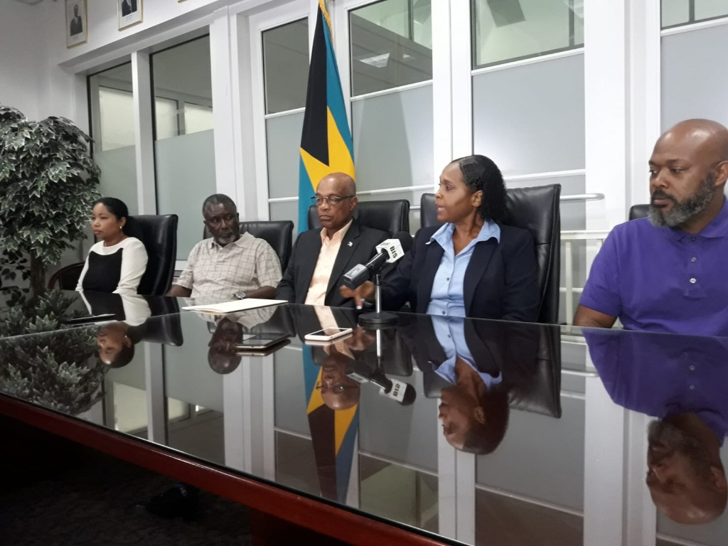 Ministry of Health Press Conference - March 15, 2020.