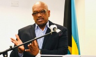 Prime Minister Hubert Minnis. (File Photo)