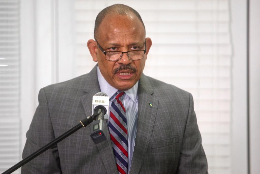 Minister of Health, Dr. Duane Sands. (File photo)