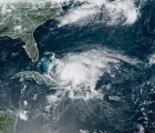 Hurricane-ISIAIS---satellite-image---approaching-central-bahamas
