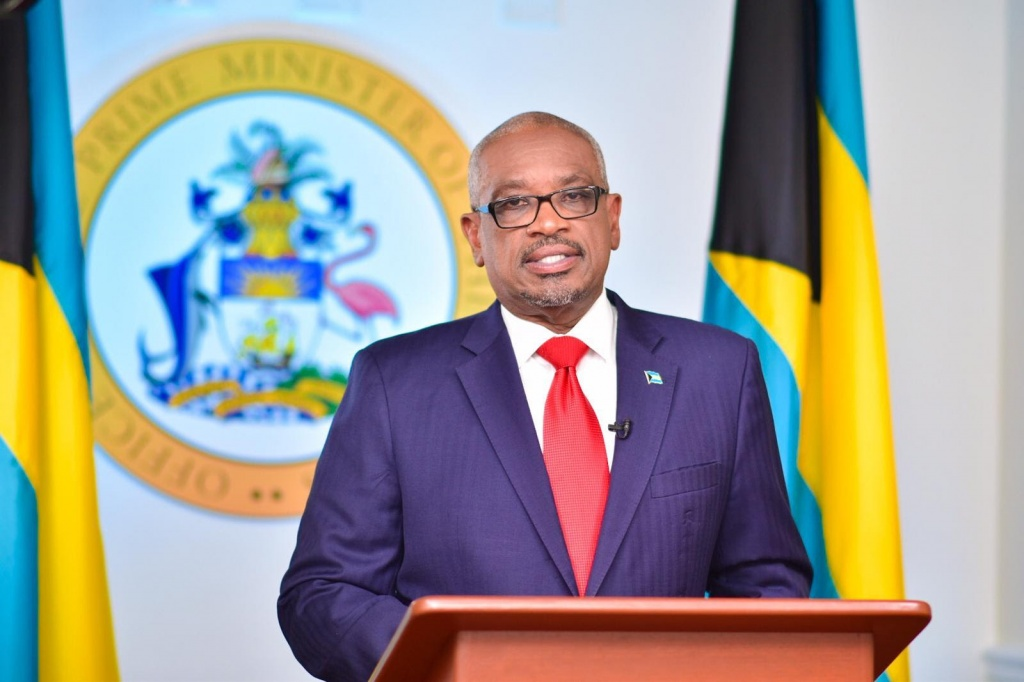 PM Minnis Address