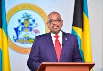 PM Minnis Address (File Photo)