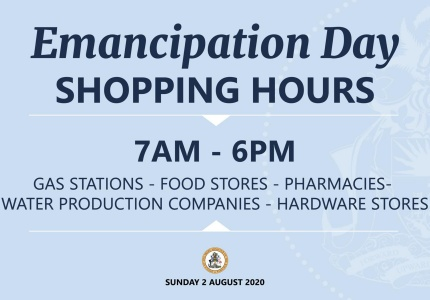EmancipationDayShoppingHours