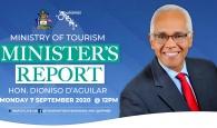 MOT Minister Report Poster - Monday Sept7