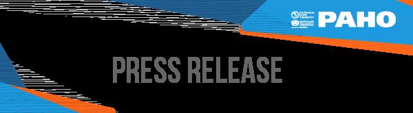 PAHO press release graphic