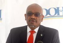 Bahamas Prime Minister Hubert Minnis.