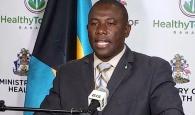 Minister of Health Renward Wells - COVID-19 Update -WEB Feb82021jpg