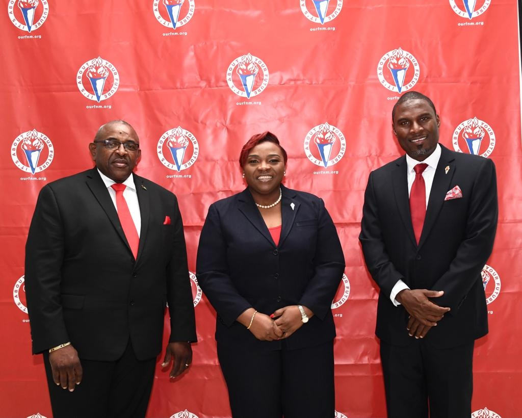 Hank Johnson ratified as the FNM incumbent candidate for Central and South Eleuthera, the party announced on April 15th, 2021.