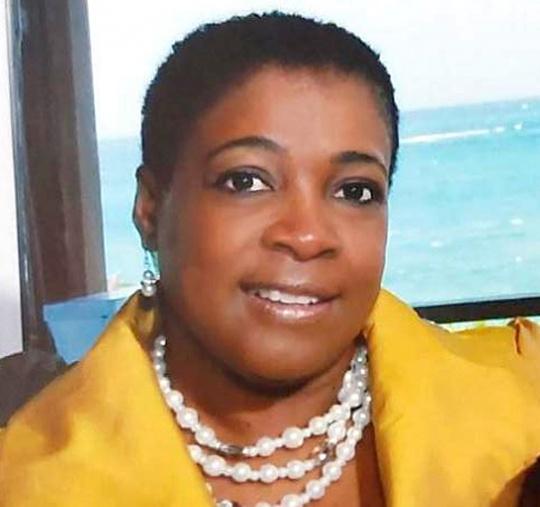 Bahamian Attorney, Mrs. Agatha Bethel.