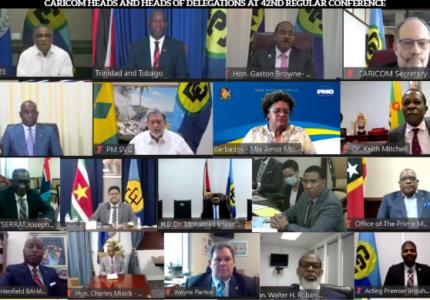 CARICOM Heads of Government