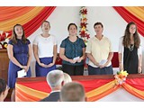 Teachers of the WHS serenaded the audience with a song- 490A3255 (2)