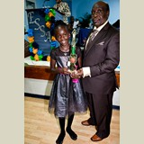 Primary School female of HIAAS awarded for her achievements in sports- 490A7116