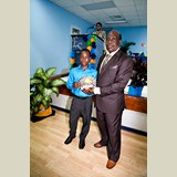 Primary School male awarded for his achievements in sports- 490A7126
