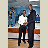 High School male of PHAHS awarded for his achievements in sports- 490A7141