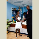High School female of NEHS awarded for her achievements in sports- 490A7147