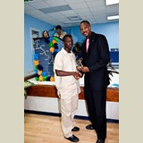 High School male of PHAHS awarded for his achievements in sports- 490A7149