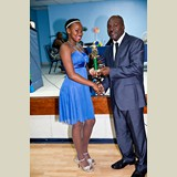 Wendeisha Symonette a graduate of  PHAHS was dubbed Best All Around Female Athlete in the U20 category- 490A7221