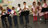 File photo: Eleuthera students competing in the the 2015 E. Clement Bethel National Arts Festival.