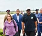 Abaco tour PM returning
