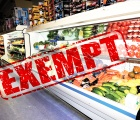 Exempt-shopping pic