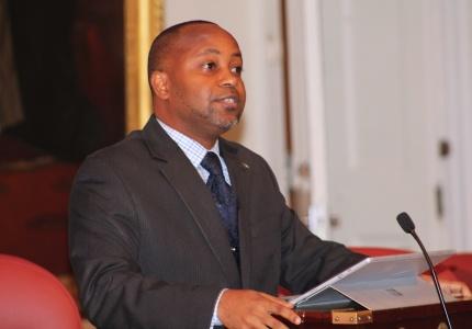 Senator Kwasi Thompson - Senate - December 16, 2020