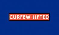 Blue Curfew Lifted